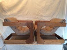 Sling Chair LOU HODGES MID CENTURY CALIFORNIA MODERN LOUNGE CHAIR EAMES