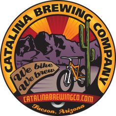 Contact Us – Catalina Brewing Company Brewing Company, Company Logo, Tucson Arizona, Craft Beer, Bike, Seaside, Cycling, Foods, Dining