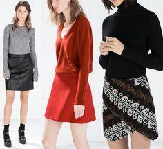 faldas de cuero invierno 2015 - Google Search