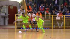 1/11/17 SERIE A : Milano C5 - Italservice Pesaro , highlights , futsal /...