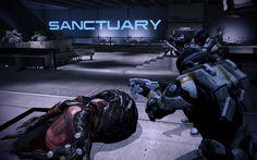 ME3 Sanctuary