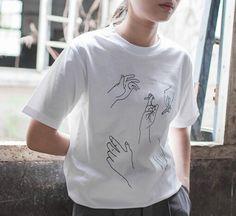 hands tee| discount: okaywowcool  nu goth pastel goth punk goth grunge hipster fachin tshirt top discount shopkozy