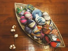 """""""Have you ever seen wool ship? No? You can see it in our shop! HOBBYWOOL Good price, pure wool. #wool #rigailoveyou #iloveknitting #yarn #knitting #cool #rigashopping"""""""