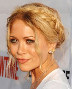 Ashley Olsen's milkmaid braid looks darling, but it was more badarse on this famous character…