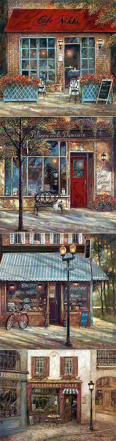 Иллюстрации Ruane Manning « Фото и путешествия