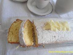 Το καλύτερο κέικ λεμόνι και χωρίς μίξερ! | Singleparent.gr Greek Sweets, Food Art, Sweet Recipes, Camembert Cheese, Muffins, Recipies, Cookies, Cupcakes, Tasty