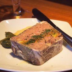 豚肉と鶏レバーのパテ・ド・カンパーニュ