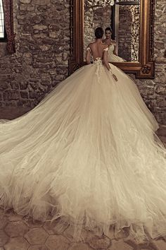 Gorgeous Tulle & Satin Bateau Neckline 2 In 1 Wedding Dresses With Beaded Lace Appliques