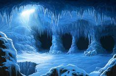 Ice cave #LostHorizon