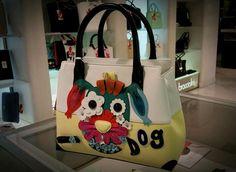 Tua dog bags by Braccialini  #bags #dog #pet #braccialini #fashion #moda #bussola #bussolastore #glamour #cool #shopping