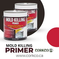 Corkco Mold Killing Primers are made with high quality cork and other superior materials. So get in touch with us to get best quality mold killing primer and increase the aesthetic values of your dream home. Building Construction Materials, Bacterial Diseases, Aesthetic Value, Primers, Mold And Mildew, Ottawa, Fungi, Calgary, Montreal