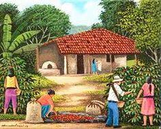 pinturas primitivistas al oleo - Buscar con Google