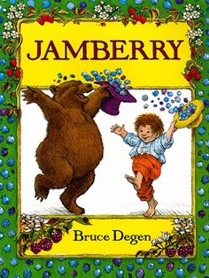 They're off... A boy and an endearing, rhyme-spouting bear, joyously romping through a fantastic world of berries!