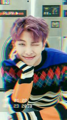 #Namjoon follow me @avelainea