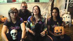 22º Halloween CNA 2015 Bora curtir essa festa...
