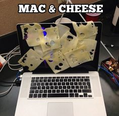 Mac And Cheese   // funny pictures - funny photos - funny images - funny pics - funny quotes - #lol #humor #funnypictures