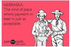 Nebraska.. it's funny cause it's so very true