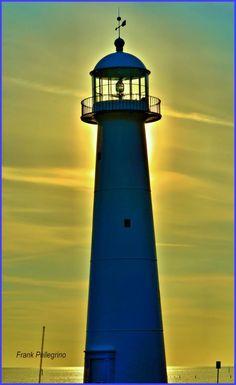Frank Pellegrino - Biloxi Lighthouse