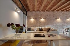 Minimal Home, Interior Decorating, Interior Design, Modern House Design, Barcelona, Interior And Exterior, Decoration, New Homes, Room