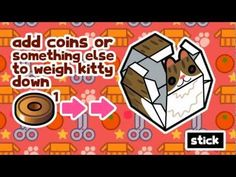 Make Your Own Internet Box Cat or Keyboard Cat with Scissors, Glue and Skillz