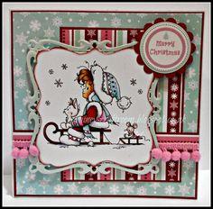 Rainey's Craft Room: Merry Christmas !