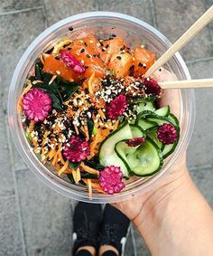 Get to know London's hottest food trend - poké, all the way from Hawaii