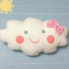 #yastık #pillow #cloudpillow #bulutyastik #babyroom #babyroomdecor #annebebek #bebekodasi #handcraft #elyapımı #sweet