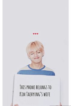 Lock screen for Kim Taehyung's Wife BTS Bts Wallpaper Iphone Taehyung, Bts Wallpaper Lyrics, Funny Phone Wallpaper, Wallpaper Lockscreen, Galaxy Wallpaper, Lockscreen Bts, Foto Bts, Lookscreen Iphone, Bts Lockscreen