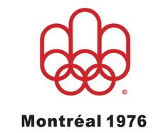 The Olympics - Montréal 1976. Another Olympics logo favorite of mine.