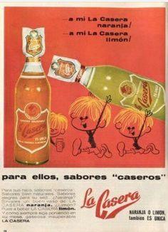 Casera de naranja Vintage Labels, Vintage Ads, Vintage Prints, Vintage Posters, Vintage Designs, Retro Ads, Vintage Advertisements, Sweet Memories, Childhood Memories