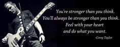 Corey Taylor <3