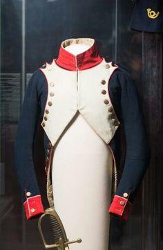 Giacca della fanteria di linea francese