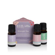 A selection of pure essential oil blends developed to naturally support immunity, clear congestion and increase energy levels. Use these essential oils during the change of season or when feeling run down. These blends are suitable for children aged 2 years and older. #promote #essentialoilsforkids #safeessentialoils