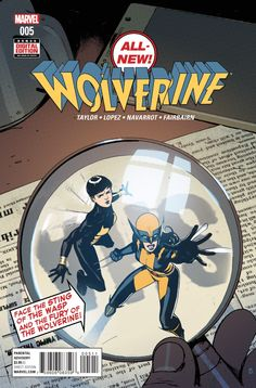 Exclusive Preview: ALL-NEW WOLVERINE #5 - Comic Vine