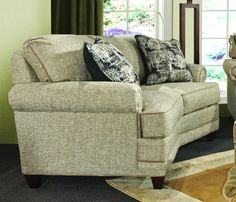 Chelsea Home Furniture Simply Yours Loveseat Nostalgia Beige Sand with 2 18 accent Pillows included * You can get more details by clicking on the image.