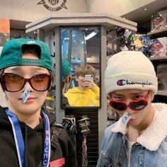 Besties, Bff, K Pop, Hair Icon, Min Yoonji, Kids Icon, Kid Memes, Crazy Kids, Meme Faces