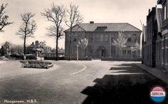 Scholen Hoogeveen (jaartal: 1945 tot 1950) - Foto's SERC