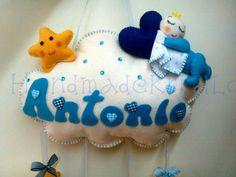 Fiocco nascita Lollo...bimbo su nuvola Handmade KriTIlo Guarda questo articolo nel mio negozio Etsy https://www.etsy.com/listing/240594231/fiocco-nascita-lollo