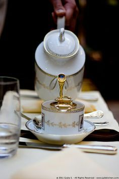Tea, Four Seasons Hotel