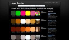 15 Hand picked color palette/colorr scheme generators