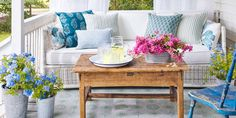 21 Ways to Revive the Lost Art of Porching -  love, love this porch!