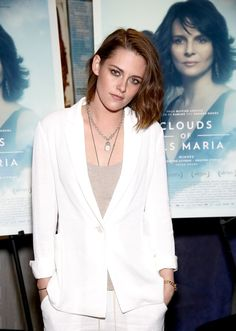 Pin for Later: Kristen Stewart Basically Floats Down the Red Carpet During Her Latest Stunning Appearance