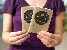 Secret Penguin Scout Books Make Your Own Pocket Notebook