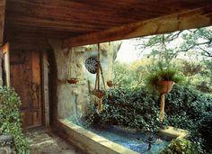 cob home entrance
