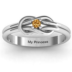 Love Knot Ring #jewlr Promise ring created...now for the guy to get it...