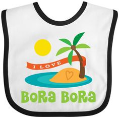2524bbd24cb9b6 Inktastic I Love Antigua Baby Bib Tropical Vacation Travel Island Cute Gift  Country Countries International City Cities Clothing Infant Hws