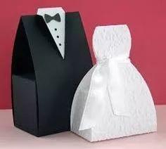 patrones moldes de cajitas para bodas, parejas, novios cajas