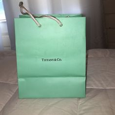 Small Tiffany paper bag Tiffany small paper bag Tiffany & Co. Other