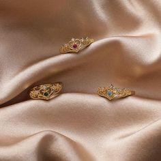 Cute Jewelry, Kawaii Jewelry, Nail Jewelry, Charm Jewelry, Jewelry Necklaces, Women Jewelry, Open Ring, Ring Bracelet, Ring Ring