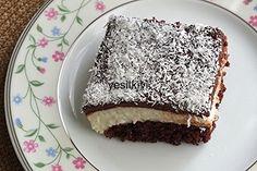 KEKLİ İRMİKLİ TATLI - yesilkivi - denenmiş, fotoğraflı tatlı ve yemek tarifleri...
